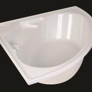 PYRAMID CORNER BATH 1